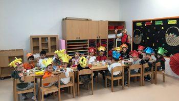 Anaokulu Öğrencilerimiz Yerli Malı Haftasını Kutladı