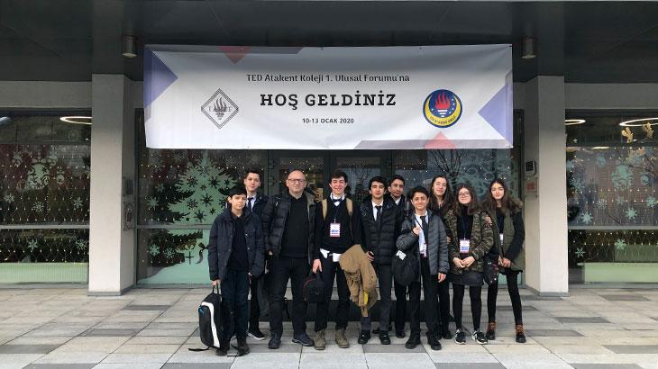 """BJK – Kabataş Vakfı Özel Lisesi """"Takuf'20″de…"""