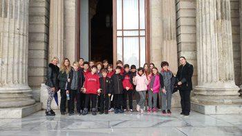 Dolmabahçe Sarayı Ziyareti
