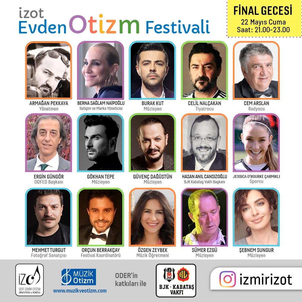 İzot Evden Otizm Festivali